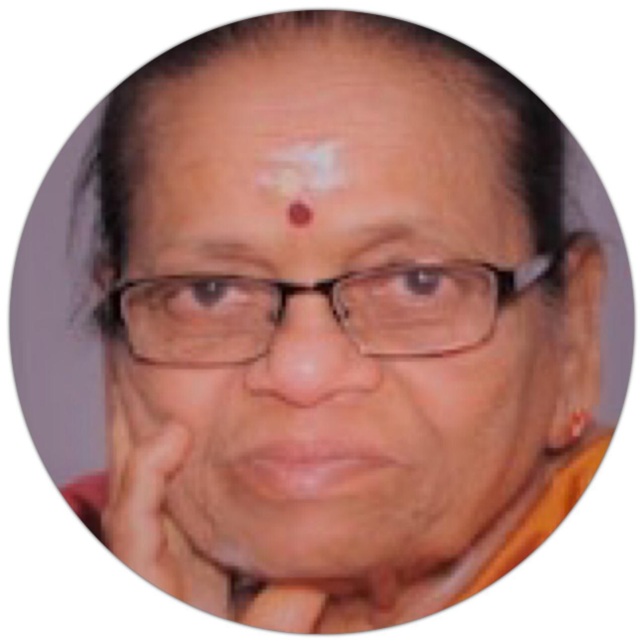 திருமதி.குணவதி கனகசபாபதி