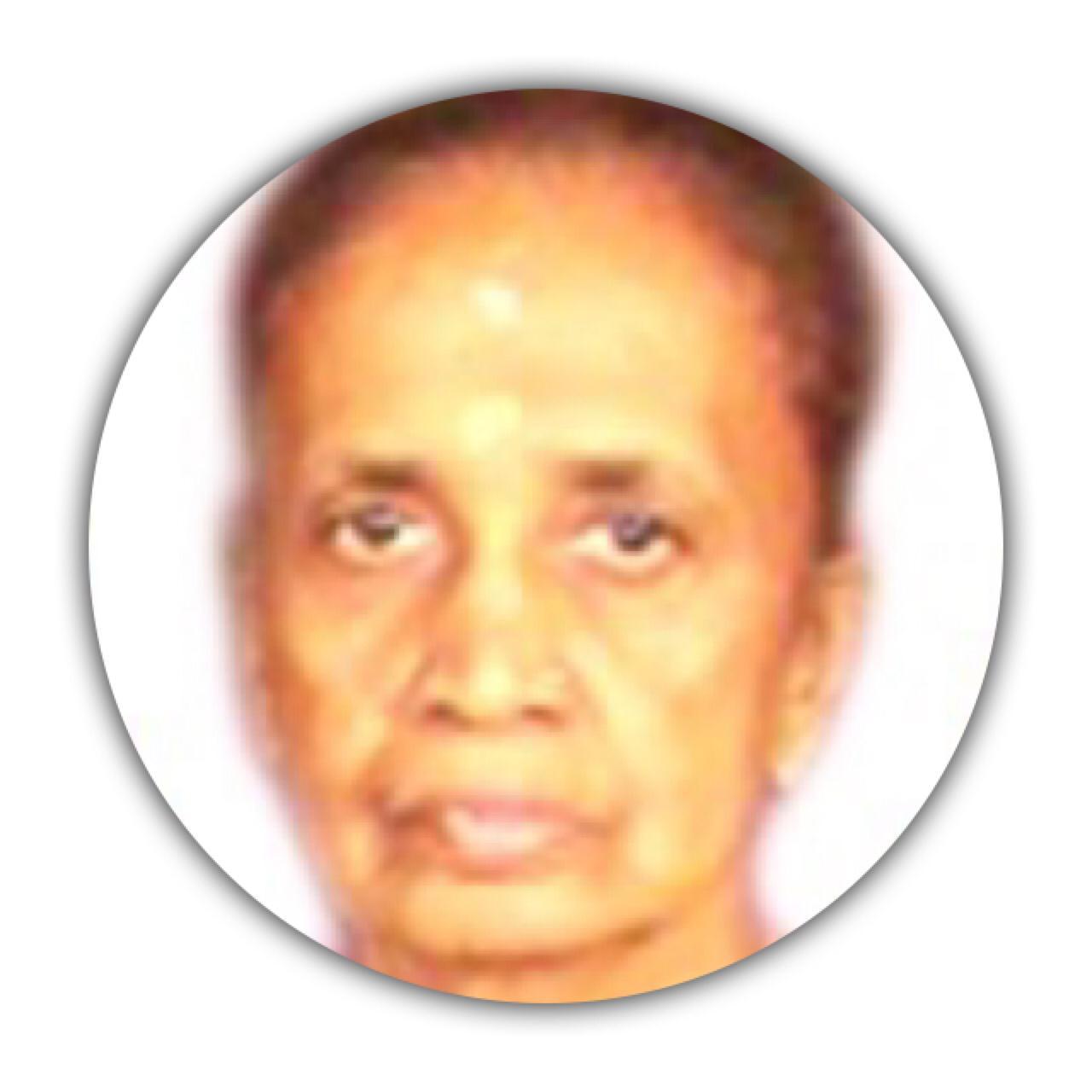 திருமதி. நவரஞ்சிதம் நல்லையா