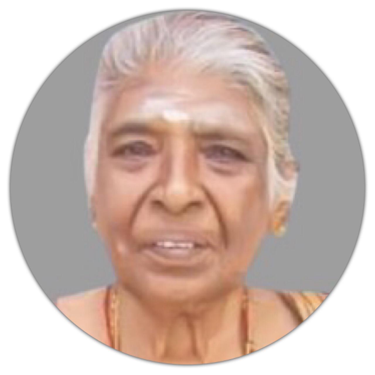 திருமதி.  இராசரட்ணம் இராசேஸ்வரி