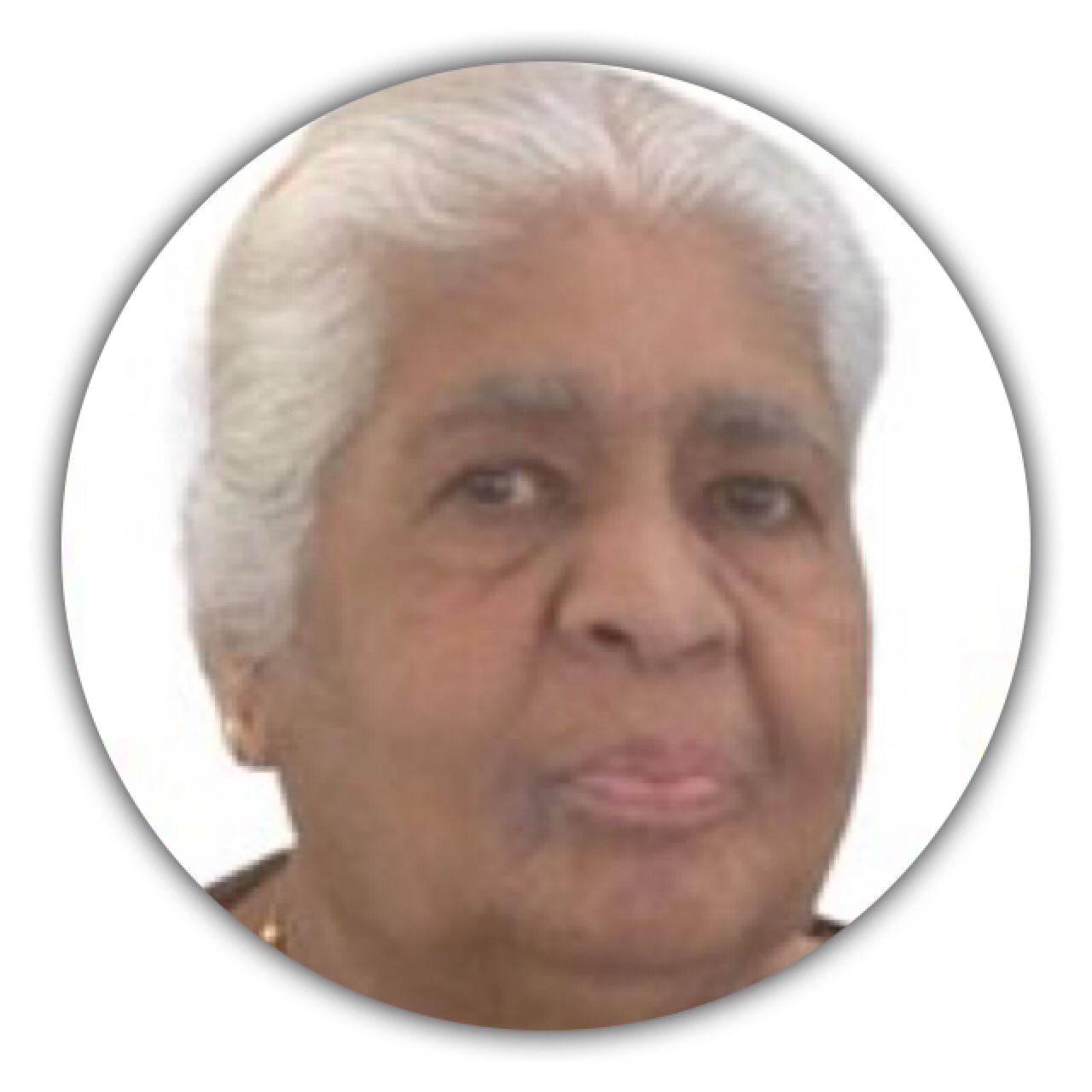 திருமதி. பரஞ்சோதி சாம்பசிவமூர்த்தி